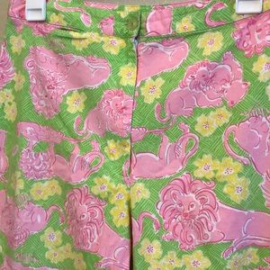 Lilly Pulitzer High Rise Capris